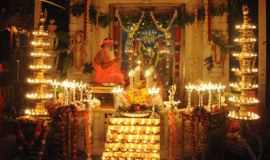 Swamiji Arthi