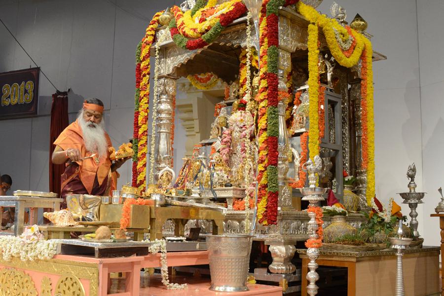 Swamiji Pooja
