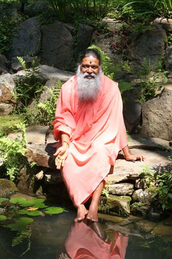 swamiji-pond